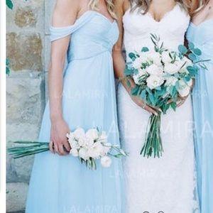 Dresses & Skirts - Taupe bridesmaids dress